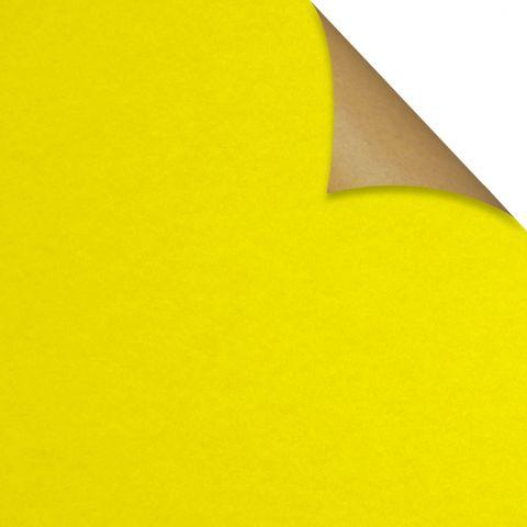Gift Wrap Kraft Yellow