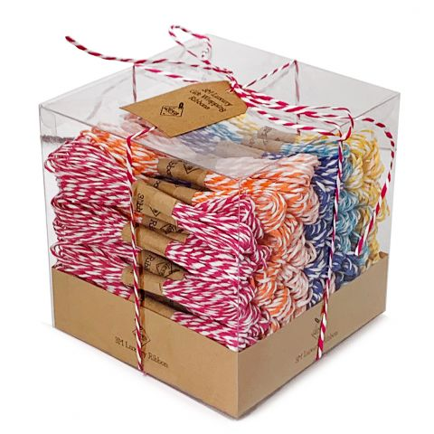 Bright Paper Rope String 3m
