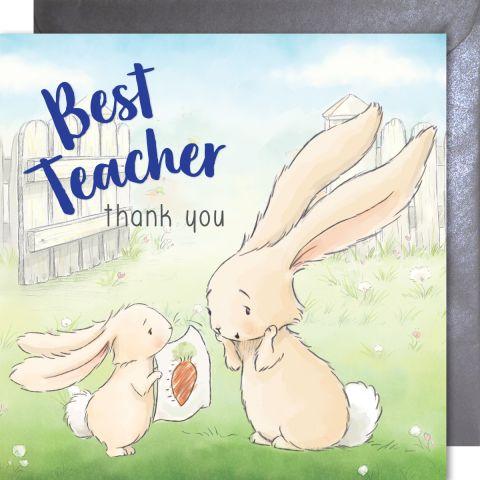 Best teacher - thank you