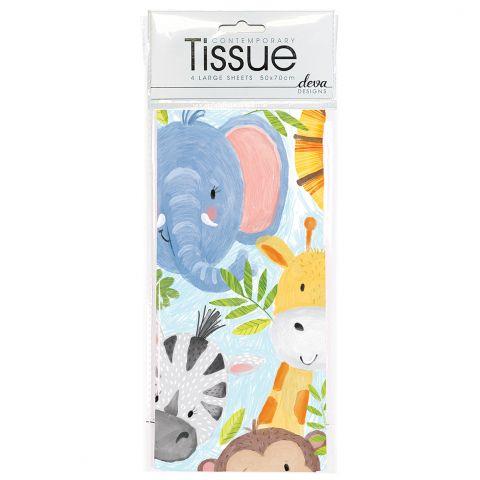 Tissue Jungle