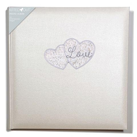Love Hearts (Large) Photo Album