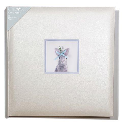 Animal Portraits Bunny (Large) Photo Album
