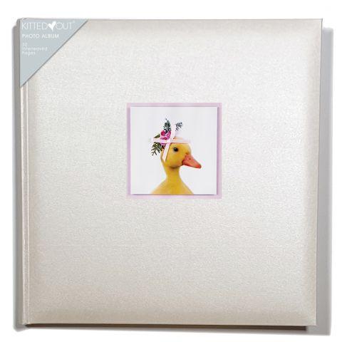Animal Portraits Duck (Large) Photo Album
