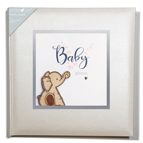 Tracey Russell Baby Pink (Large) Photo Album