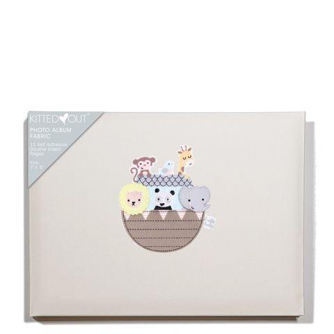 Noah's Ark (Fabric Covered) Album