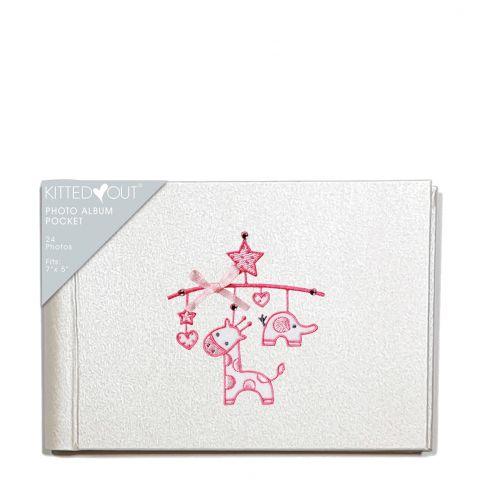 Baby Mobile Girl (XL Photo) Pocket Album