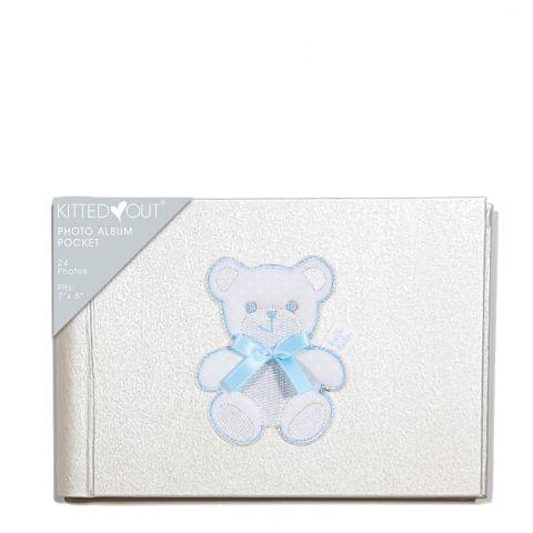 Teddy Blue (XL Photo) Pocket Album