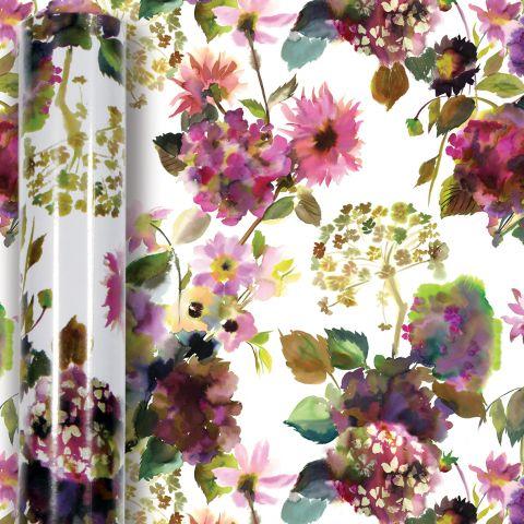 3M x 70CM Roll Wrap Designers Guild Palace Flower