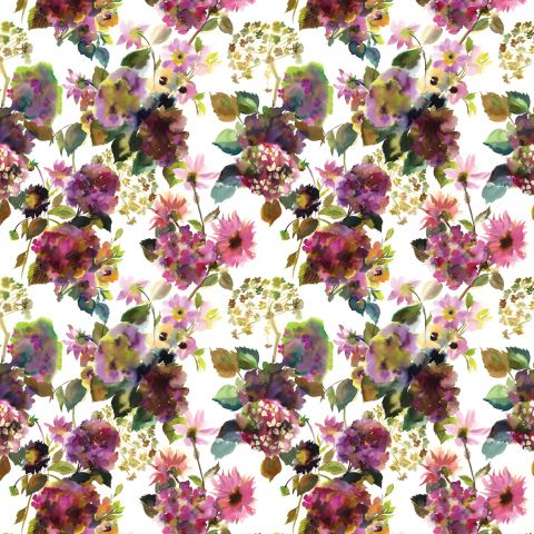 Gift Wrap Designers Guild Palace Flower