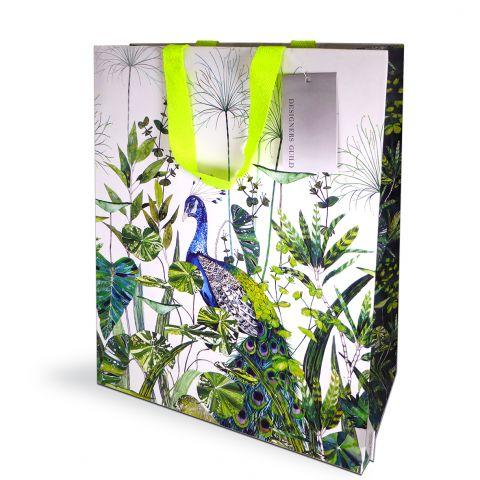 Gift Bag Large Designers Guild Arjuna White